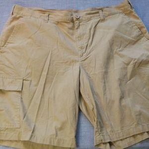 3/$24💟COLUMBIA Khaki Cargo Shorts
